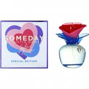 JUSTIN BIEBER SOMEDAY 3.4 EAU DE TOILETTE SPRAY (SPECIAL EDITION)