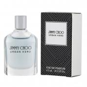 JIMMY CHOO URBAN HERO 4.5 ML EAU DE PARFUM MINI SPLASH FOR MEN