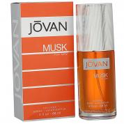 JOVAN MUSK 3 OZ COLOGNE SPRAY FOR MEN