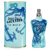JEAN PAUL GAULTIER LE MALE COLOGNE TONIQUE SUMMER FRAGRANCE 4.2 SP
