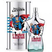 JEAN PAUL GAULTIER EAU FRAICHE SUPERMAN 4.2 EAU DE TOILETTE SPRAY FOR MEN