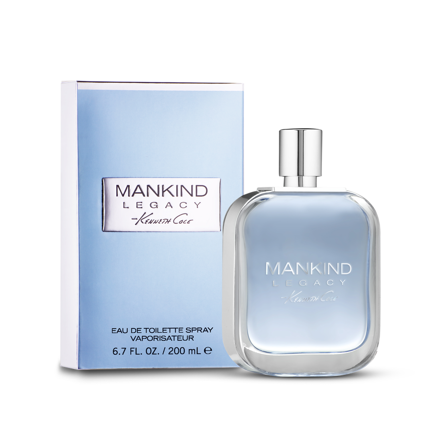 KENNETH COLE MANKIND LEGACY 6.7 EAU DE TOILETTE SPRAY
