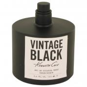 KENNETH COLE VINTAGE BLACK TESTER 3.4 EAU DE TOILETTE SPRAY FOR MEN