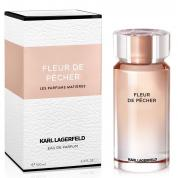 LAGERFELD FLEUR DE PECHER 3.4 EAU DE PARFUM SPRAY FOR WOMEN