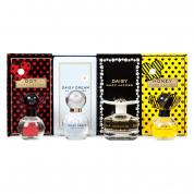 MARC JACOBS 4 PCS MINI SET FOR WOMEN