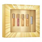 MICHAEL KORS 4 PCS ROLLERBALL SET