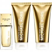 MICHAEL KORS SEXY AMBER 3 PCS SET: 1.7 SP