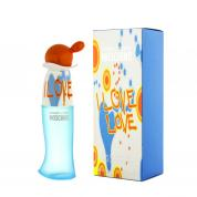 I LOVE LOVE MOSCHINO 1 OZ EDT SP