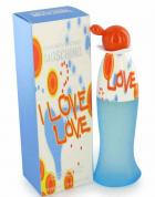 MOSCHINO I LOVE LOVE 3.4 EAU DE TOILETTE SPRAY