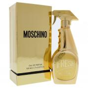 MOSCHINO GOLD FRESH COUTURE 3.4 EDP SP FOR WOMEN