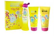 MOSCHINO CHEAP & CHIC HIPPY FIZZ 3 PCS: 1.7 SP