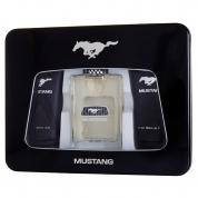 MUSTANG 3 PCS SET FOR MEN: 3.4 EDT SP