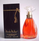 NICOLE MILLER 3.4 OZ EAU DE PARFUME SPRAY FOR WOMEN (BLACK)