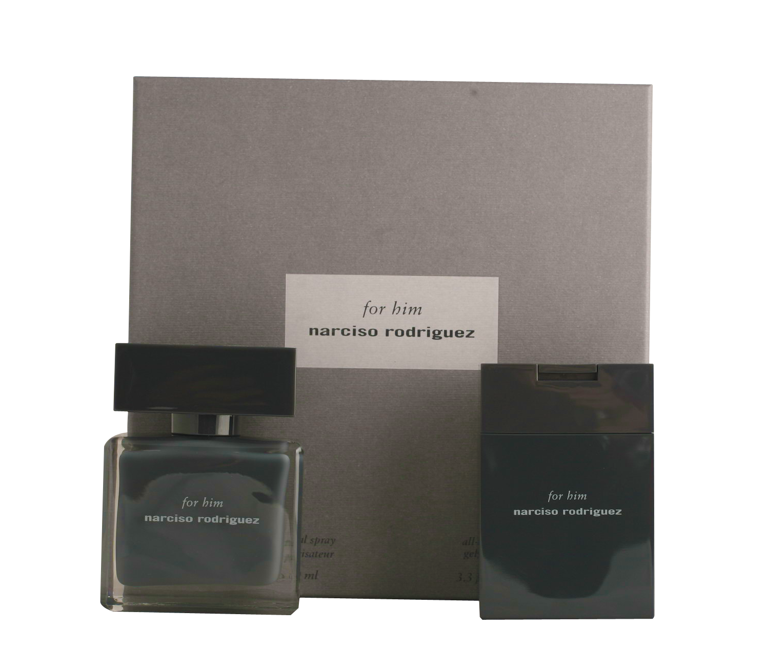 NARCISO RODRIGUEZ 2 PCS SET FOR MEN: 3.3 SP