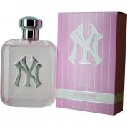 NEW YORK YANKESS 3.4 EDP SP FOR WOMEN