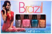 OPI BRAZIL 4 PCS NAIL POLISH SET