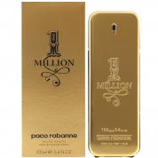 PACO ONE MILLION 3.4 EAU DE TOILETTE SPRAY FOR MEN