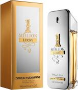 PACO ONE MILLION LUCKY 3.4 EDT SP FOR MEN