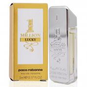PACO ONE MILLION LUCKY 5 ML EDT MINI FOR MEN