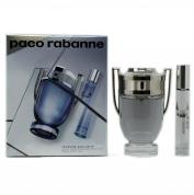 PACO RABANNE INVICTUS 2 PCS SET: 3.4 SP (TRAVEL SET)