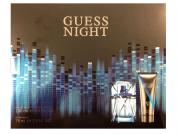 GUESS NIGHT 2 PCS SET FOR MEN: 3.4 EDT SP