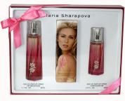 MARIA SHARAPOVA 2 PCS SET: 1.7 EDP SP + 1 OZ EDP SP