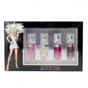 PARIS HILTON 4 PCS SET: 4* 15 ML