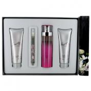 PARIS HILTON JUST ME 4 PCS SET FOR WOMEN: 3.4 SP