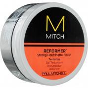 PAUL MITCHELL M MITCH REFORMER STRONG HOLD/MATTE FINISH TEXTURIZER 3 OZ