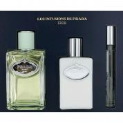 PRADA LES INFUSIONS 3 PCS SET FOR WOMEN: 3.4 SP