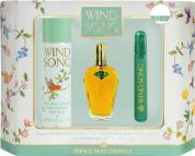 WIND SONG 3 PCS SET: 16.25 ML SP + 14 ML EDT SP + 2.5 BODY SPRAY