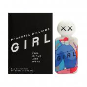 PHARRELL WILLIAMS GIRL 3.3 EDP SP