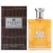 SAFARI 4.2 EAU DE TOILETTE SPRAY FOR MEN