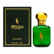 POLO TESTER 0.5 EAU DE TOILETTE SPLASH FOR MEN (GREEN)