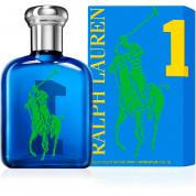 POLO BIG PONY #1 BLUE 2.5 EDT SP FOR MEN