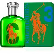 POLO BIG PONY #3 GREEN 2.5 EDT SP FOR MEN