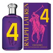 POLO BIG PONY # 4 PURPLE 1.7 EDT SP FOR WOMEN