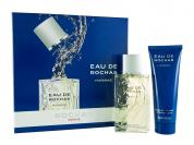 EAU DE ROCHAS 2 PCS SET FOR MEN: 3.4 SP
