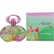 SALVATORE FERRAGAMO INCANTO AMITY 3.4 EDT SP FOR WOMEN