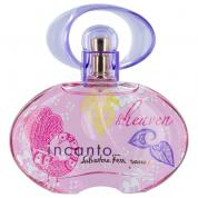 SALVATORE FERRAGAMO INCANTO HEAVEN TESTER 3.4 EDT SP