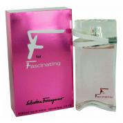 SALVATORE FERRAGAMO F FASCINATING 3 OZ EDT SP FOR WOMEN