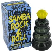 SAMBA ROCK & ROLL 3.4 EDT SP FOR MEN