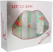 SALVADOR DALI LITTLE KISS 3 PCS SET FOR WOMEN: 3.4 SP
