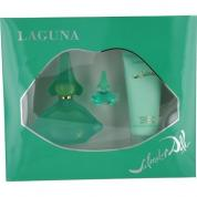 SALVADOR DALI LAGUNA 3 PCS SET FOR WOMEN: 3.4 SP