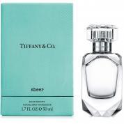 TIFFANY & CO. SHEER 1.7 EAU DE TOILETTE SPRAY FOR WOMEN