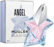 ANGEL 1.7 EAU DE TOILETTE SPRAY REFILLABLE FOR WOMEN