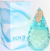 TOUS H20 3.4 EDT SP FOR WOMEN