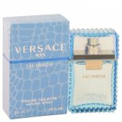 VERSACE EAU FRAICHE 1 OZ EDT SP FOR MEN