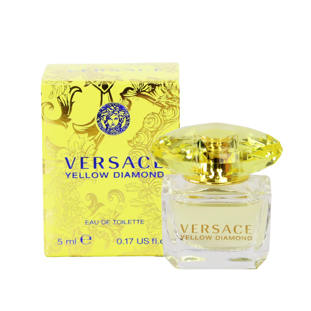VERSACE YELLOW DIAMOND 5 ML EDT MINI