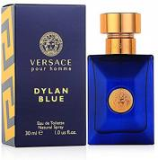VERSACE DYLAN BLUE 1 OZ EAU DE TOILETTE SPRAY FOR MEN